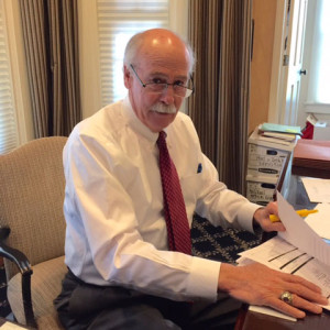 Attorney John Webster with Glisson Law Personal Injury Attorney